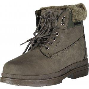 Dámské zimní boty VICES JB009-2 OLIVE GREEN