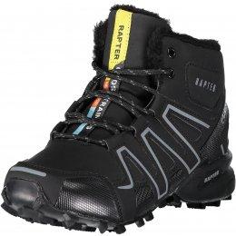 Pánské zimní boty RAPTER B872-1 BLACK