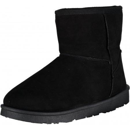 Dámské zimní boty VICES B813-1 BLACK