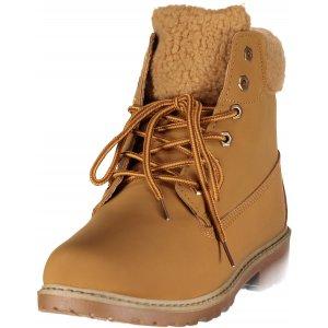 Dámské zimní boty VICES 6191-17 CAMEL