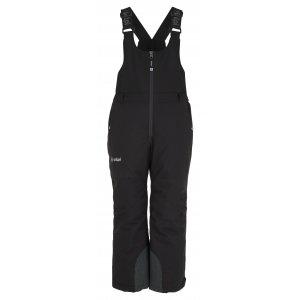 Chlapecké lyžařské kalhoty  KILPI CHARLIE-JB JJ0044KI ČERNÁ