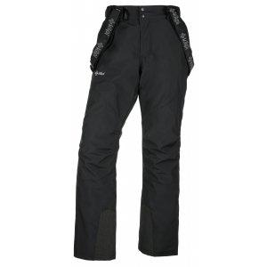 Pánské lyžařské kalhoty  KILPI MIMAS-M JM0013KI ČERNÁ