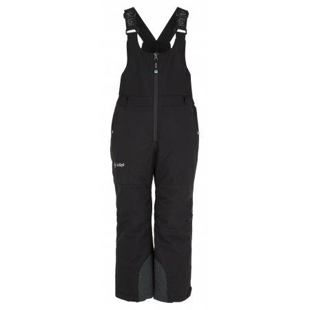 Dívčí lyžařské kalhoty  KILPI MIA-JG JJ0046KI ČERNÁ