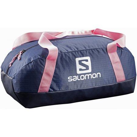 Sportovní taška SALOMON PROLOG 25 BAG L40052100 CROWN BLUE/PINK MIST