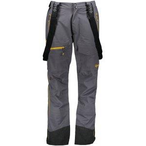 Pánské kalhoty KILPI HYDE-M JM0027KI TMAVĚ ŠEDÁ