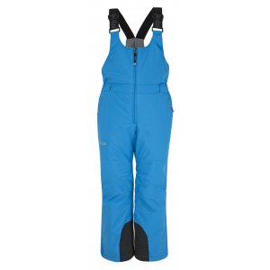 Chlapecké lyžařské kalhoty  KILPI CHARLIE-JB JJ0044KI MODRÁ