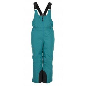 Dívčí lyžařské kalhoty  KILPI FUEBO-JG JJ0024KI TYRKYSOVÁ