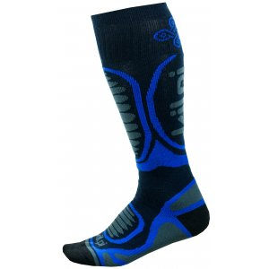 2d0cc2bdf2a Dětské lyžařské ponožky KILPI ANXO-J JJ0060KI TMAVĚ MODRÁ