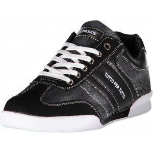 Pánské boty TUTTO PER TUTTO B873-1 BLACK