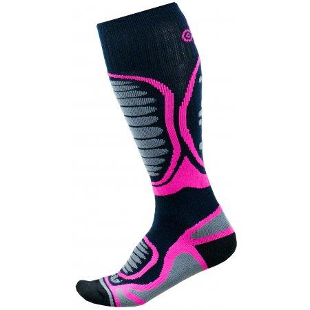 Dětské lyžařské ponožky KILPI ANXO-J JJ0060KI TMAVĚ MODRÁ velikost ... 97298e3b29
