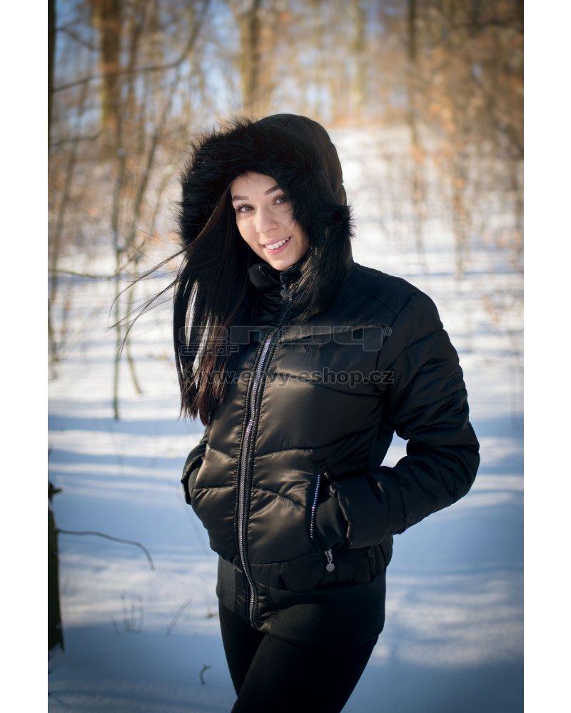 Dámská zimní bunda ALTISPORT TATRE ČERNÁ velikost  44   ENVY-ESHOP.cz 2edc3f7dfe0
