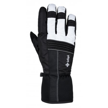 Lyžařské rukavice KILPI GRANT-U JU0160KI BÍLÁ