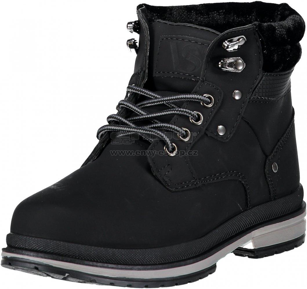 bf2653c0e11 Dámské boty VICES JB008-1 BLACK velikost  36   ENVY-ESHOP.cz