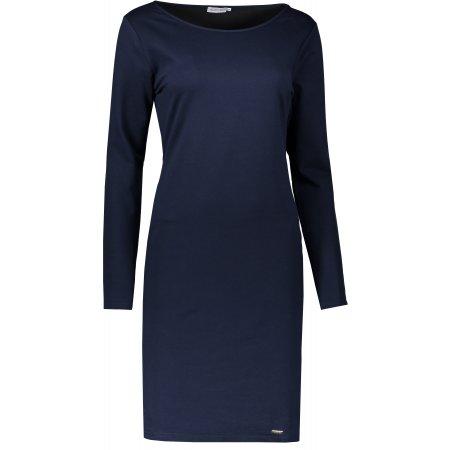 Dámské šaty NUMOCO A209-4 GRANÁT