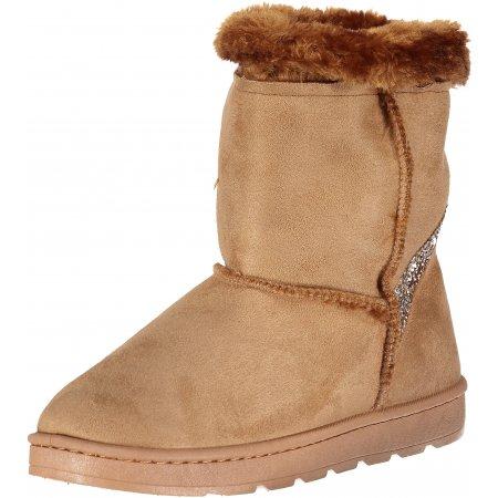 Dámské boty VICES 8342-17 CAMEL