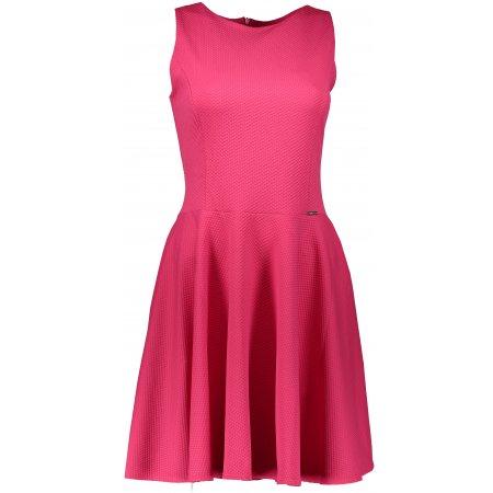 Dámské šaty NUMOCO A125-3 RŮŽOVÁ