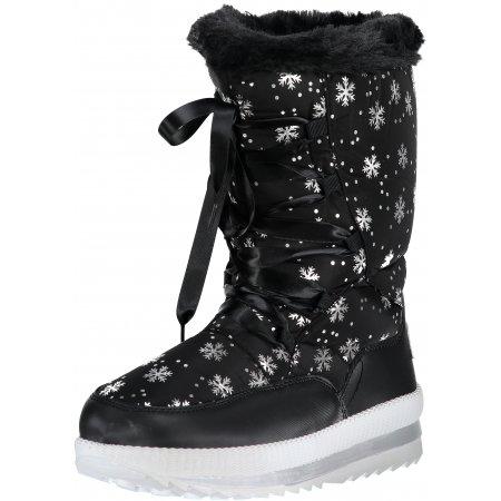Dámské zimní boty VICES JB14-1 BLACK