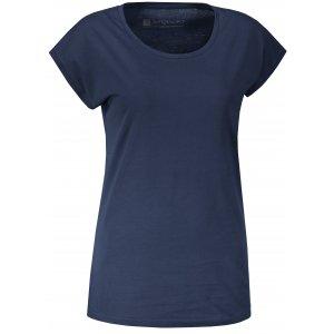 Dámské triko s krátkým rukávem ALTISPORT HARIA LTSN527 TMAVĚ MODRÁ