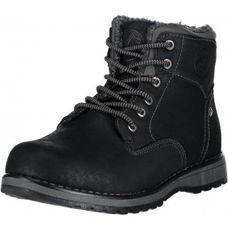 Pánské boty OMBRE AT248 BLACK