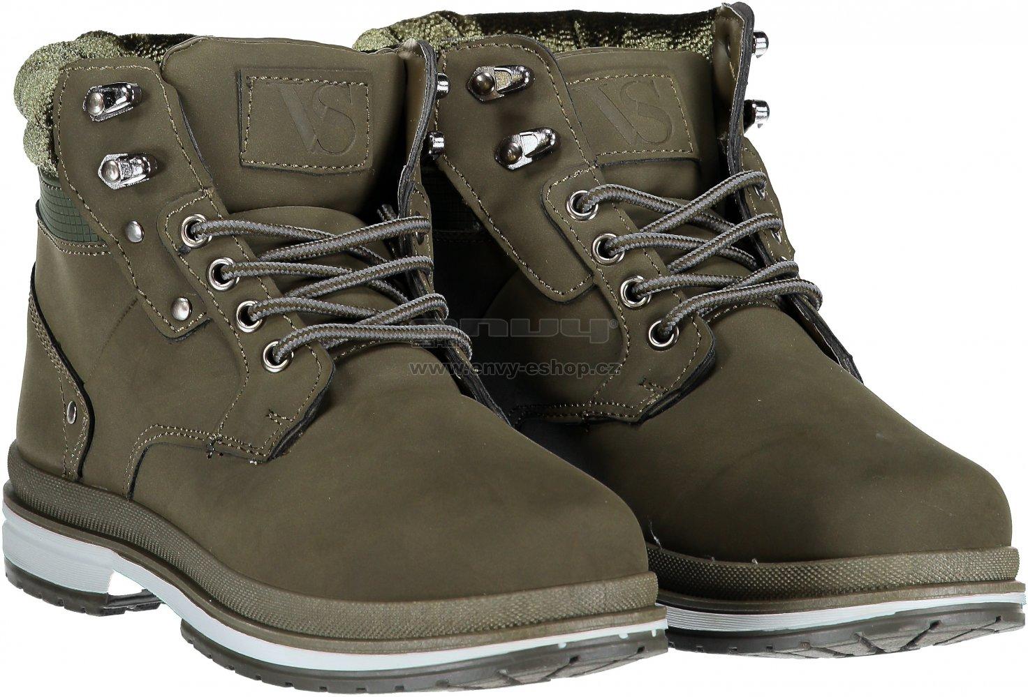65730d136c5 Dámské boty VICES JB008-29 OLIVE GREEN velikost  36   ENVY-ESHOP.cz