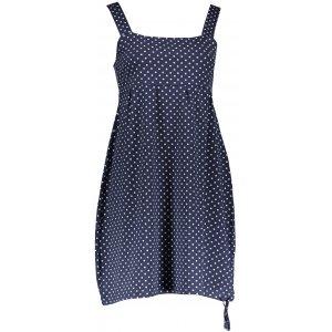 Dámské šaty ALPINE PRO ZOBIA LSKN191 MODRÁ