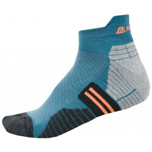Ponožky ALPINE PRO DON USCN054 ZELENÁ