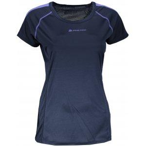 Dámské funkční tričko s krátkým rukávem ALPINE PRO CORTESE 3 LTSN414 MODRÁ