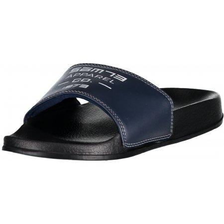 Pánské pantofle SAM 73 MAXY UBTN178 MODRÁ