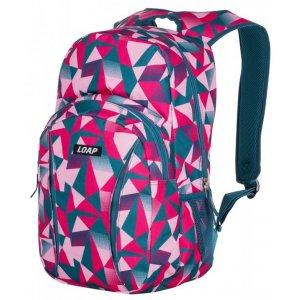 Městský batoh LOAP ASSO BD17158 MODRORŮŽOVÁ ca5fd05aa8