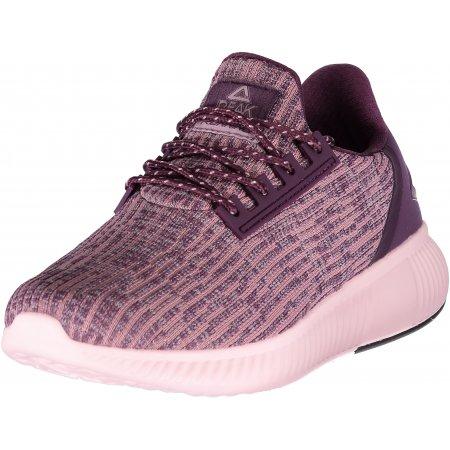 Dámské sportovní boty PEAK RUNNING SHOES EW84128H TMAVĚ FIALOVÁ