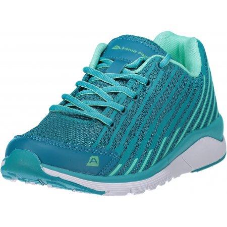 Dámské sportovní boty ALPINE PRO BALLY UBTN164 ZELENÁ