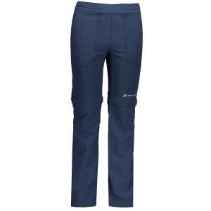 Dětské softshellové kalhoty/kraťasy ALPINE PRO PANTALEO 4 KPAN131 MODRÁ