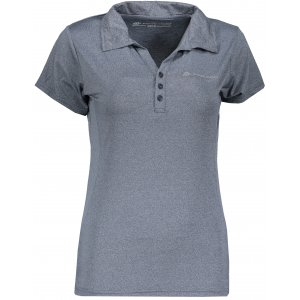 Dámské triko s límečkem ALPINE PRO ISTASA LTSN269 MODRÁ