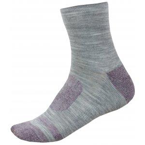 Ponožky ALPINE PRO GENTIN 3 USCN050 FIALOVÁ
