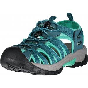 Dámské sandále ALPINE PRO LANCASTER 2 UBTN159 ZELENÁ
