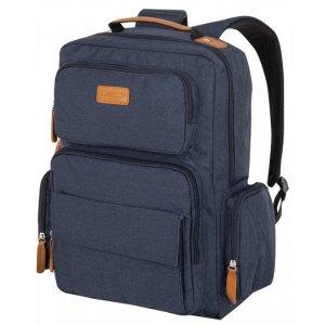 Městský batoh LOAP EOS PR1724 TMAVĚ MODRÁ 55d0d3c25a