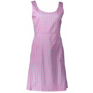 Dámské šaty ALPINE PRO SENDRA LSKN160 RŮŽOVÁ