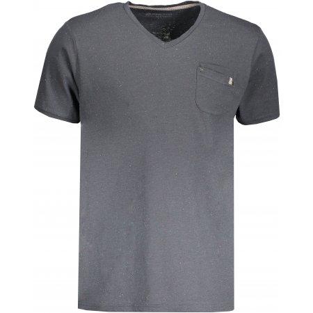 Pánské tričko s krátkým rukávem ALPINE PRO BIALON MTSN363 ŠEDÁ