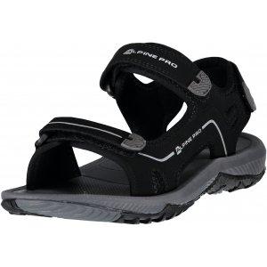 Pánské sandále ALPINE PRO GEHEN MBTN164 ČERNÁ