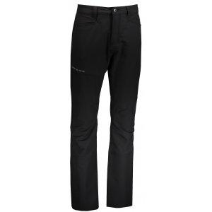 Pánské softshellové kalhoty ALPINE PRO MEIR MPAN391 ČERNÁ