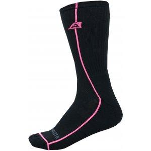 Ponožky ALPINE PRO BANFF 3 USCN049 RŮŽOVÁ