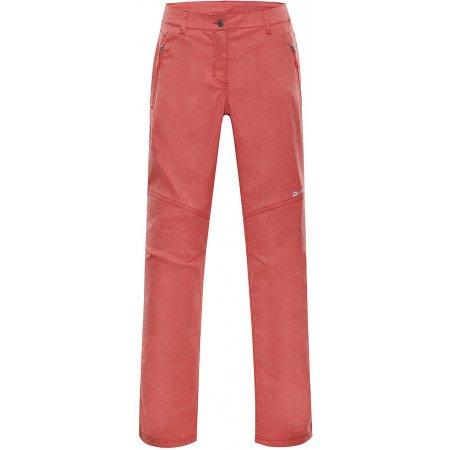 Dámské softshellové kalhoty ALPINE PRO MURIA 3 LPAN307 ORANŽOVÁ
