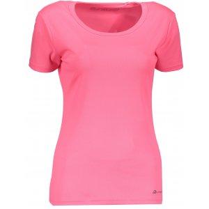 Dámské funkční tričko s krátkým rukávem ALPINE PRO NASMASA 2 LTSN276 RŮŽOVÁ