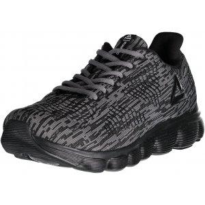 Pánské sportovní boty PEAK RUNNING SHOES E84037 ČERNÁ
