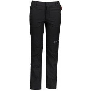 Dětské softshellové kalhoty ALPINE PRO POPO 2 KPAN132 ČERNÁ