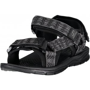 Dámské sandále HANNAH FEET PEWTER/WAVE