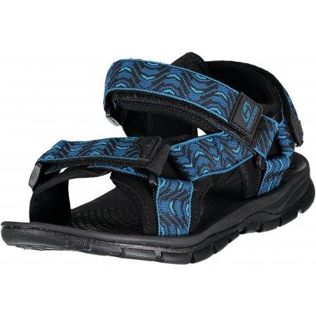 Dámské sandále HANNAH FEET MOROCCAN BLUE/WAVE