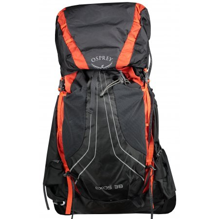 Pánský batoh OSPREY EXOS 38 II BLAZE BLACK