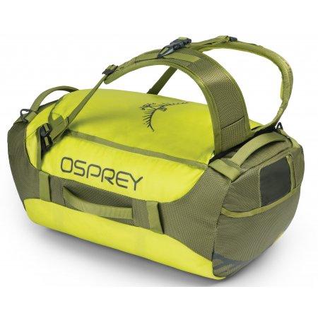 Cestovní taška OSPREY TRANSPORTER 40 II SUB LIME