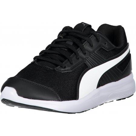 Pánská běžecká obuv PUMA ESCAPER MESH 36430701 BLACK/WHITE
